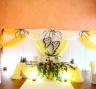 Лимонная свадьба - зал торжества