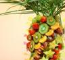 Лимонная свадьба - фруктовое оформление