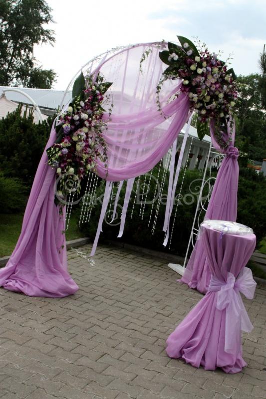 Свадебная арка 66
