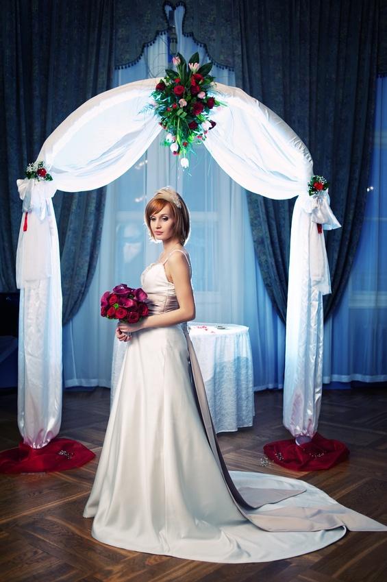 Фото по украшению свадьбы 26
