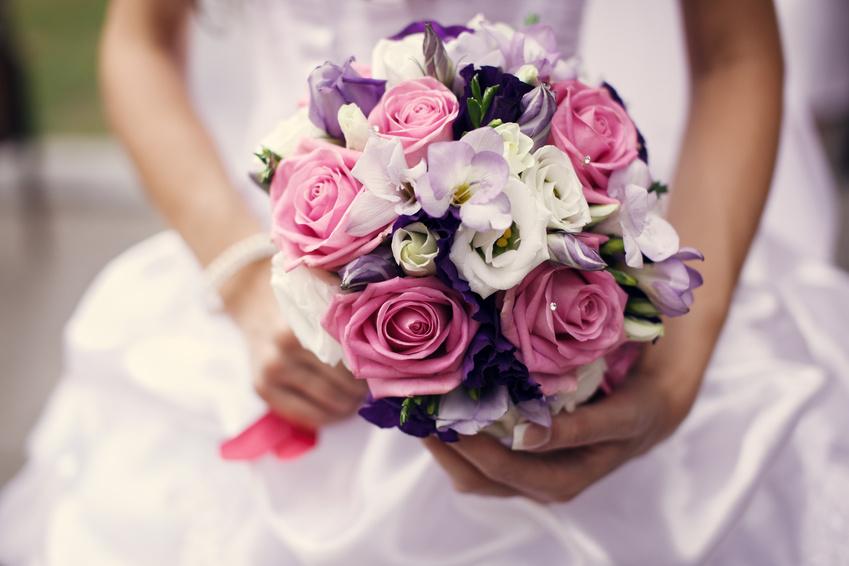 Букеты невесты орхидеи москва