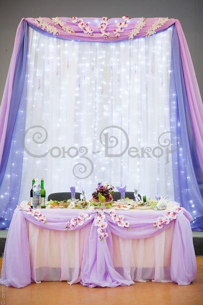 Эксклюзивное оформление свадебного зала фото