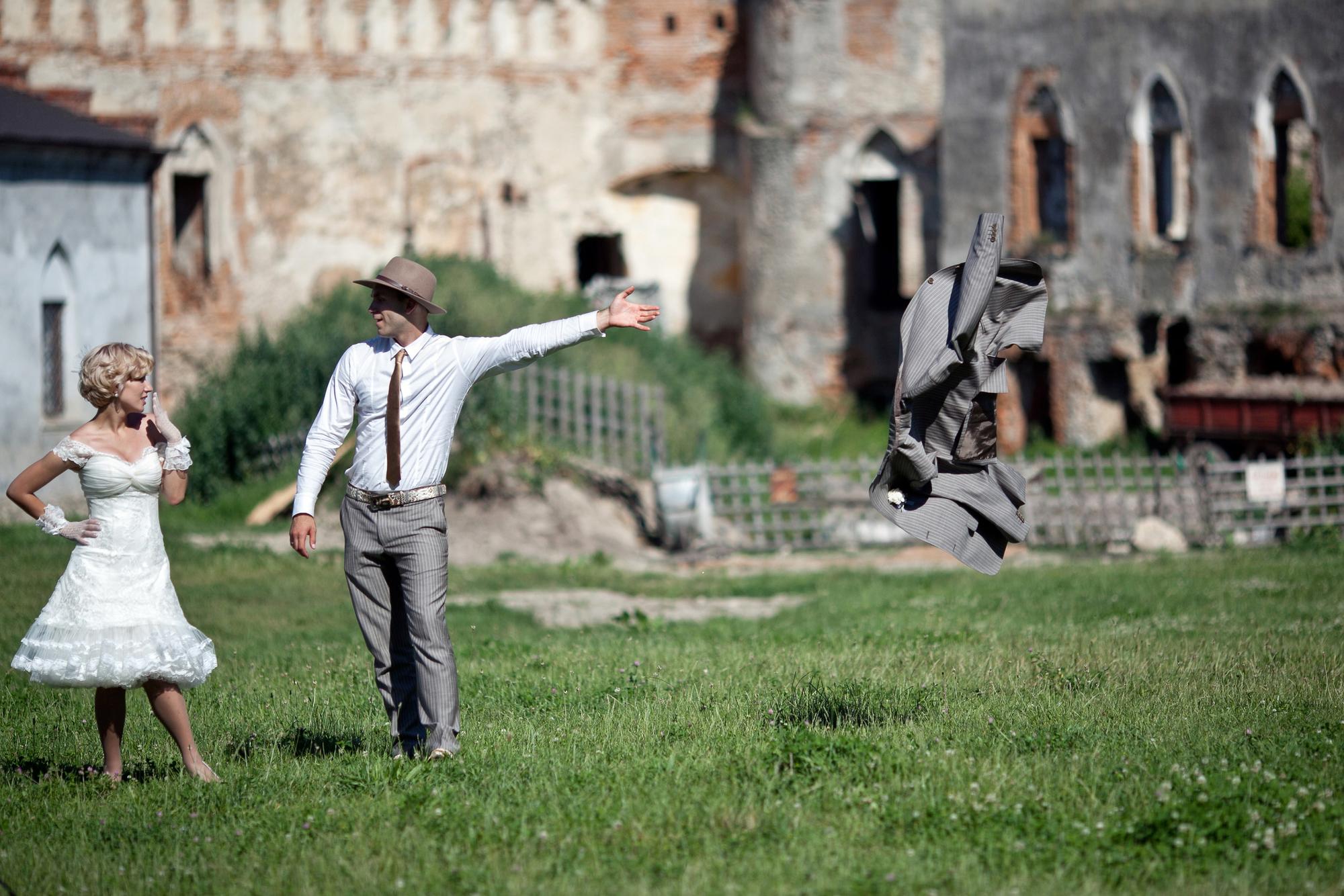 Свадьба в стиле Итальянской Мафии 2012 г. : 4 сообщений : Отчёты
