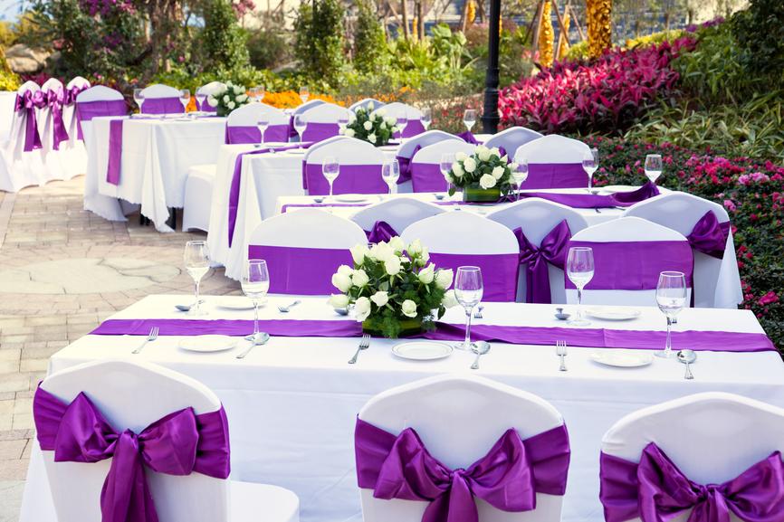 Украшения на свадебного зала своими руками