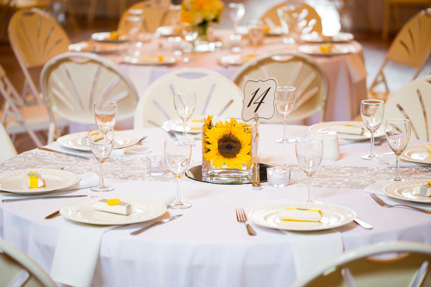 Свадебные аксессуары для украшения стола на свадьбу