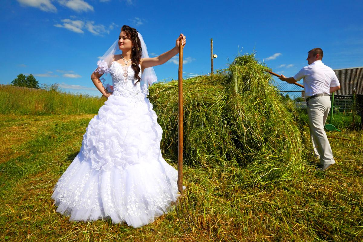 Фото свадьба в деревенском стиле фото
